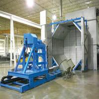 Rotational Molding Machines | Shuttle