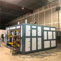 Thermoforming Machine | Single Station