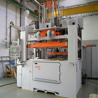 Thermoforming Machine | Twin Sheet