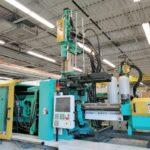 used 242 ton arburg injection molding machine