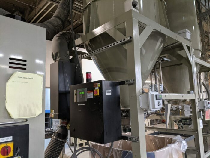Used Conair W600 Dryer System 1 Used Conair W600 Dryer