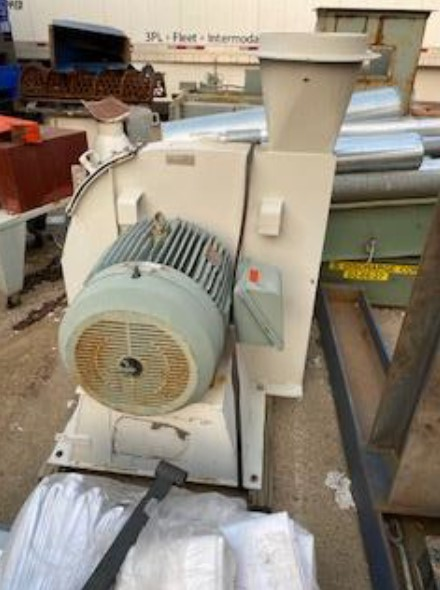 used 50 hp rb1610 robinson blower/vacuum