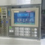 used 950 ton toshiba isgt950vw10-59b injection molding machine