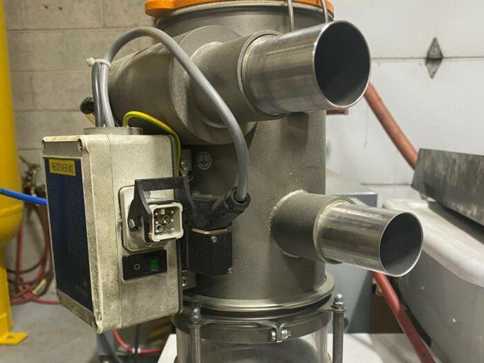 Used Motan METRO MJG1.5-1AAA Vacuum Loader