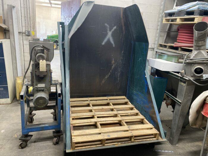 used box dumper