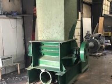 used 50 hp williams hammermill