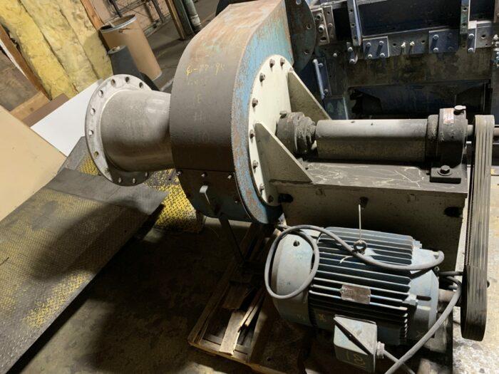 used 50 hp blower