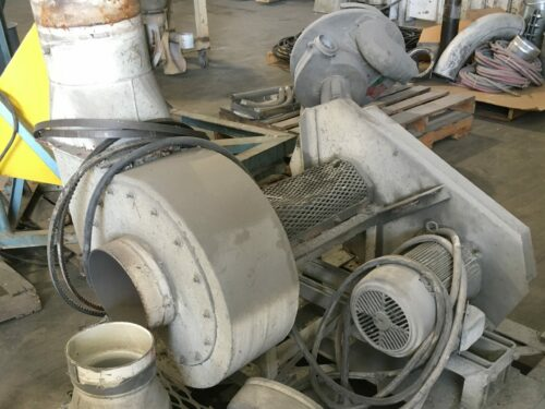 used blower