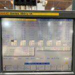 used 55 ton cincinnati fanuc roboshot injection molding machine