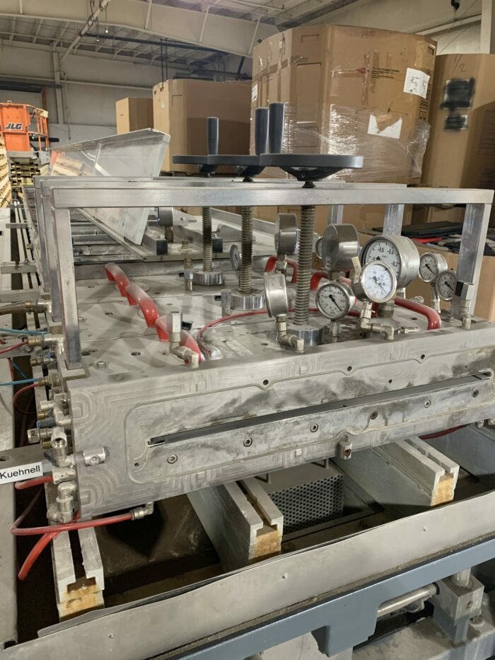 used 18' greiner calibration table