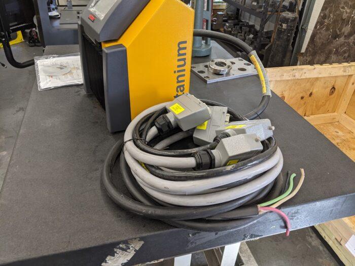 used 12-zone husky hl-c6-1-ne02-12 hot runner controller