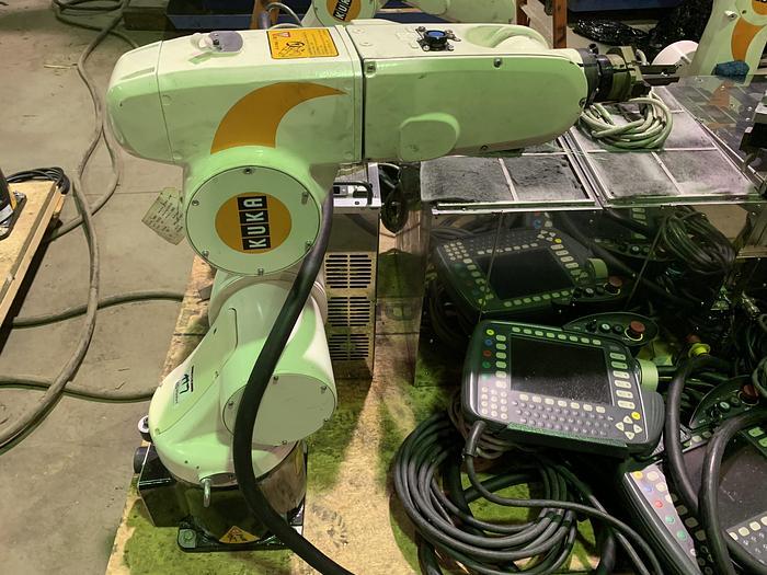 used kuka kr 5 sixx r650 6-axis robot
