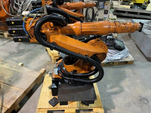 used kuka kr 16 l6-2 6-axis robot