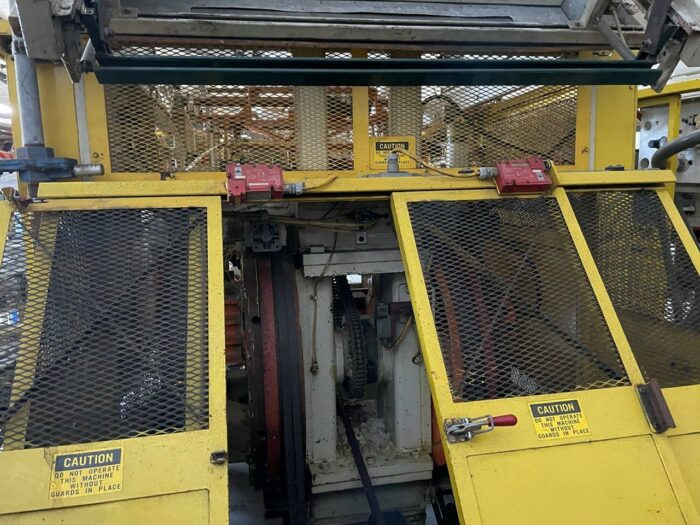 used lyle 150p2 trim press