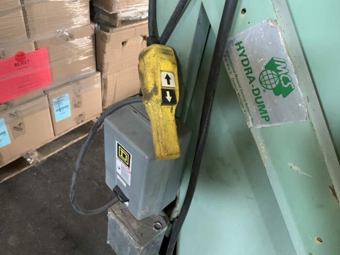 use box dumper