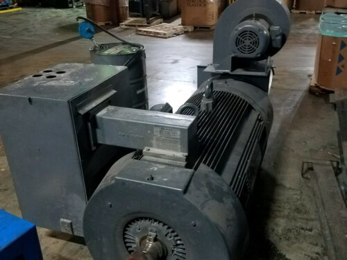 used 1000 hp baldor-reliance motor