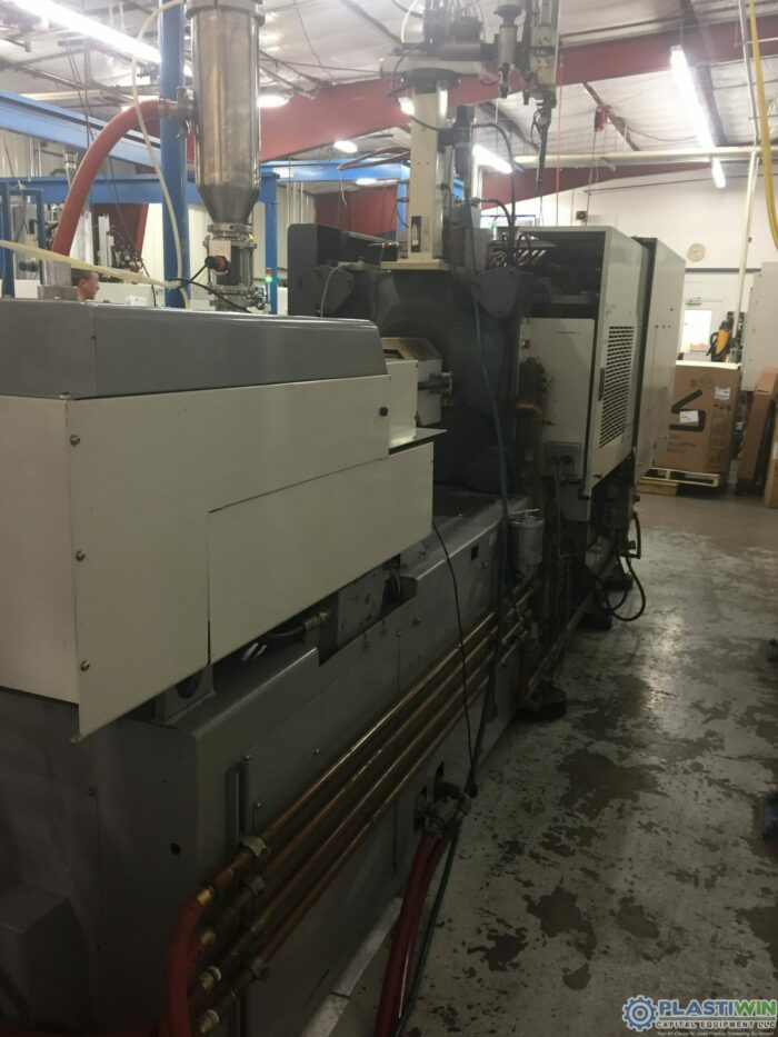 200 Ton Toyo 200H Injection Molding Machine 3 200 Ton Toyo 200H Injection Molding Machine