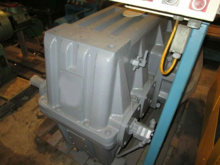 "used 4.5"" davis standard gearbox"