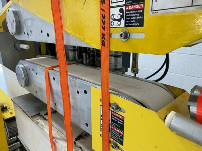Used Conair Model CPC4-26 Puller Cutter 1 Used Conair Model CPC4-26 Puller