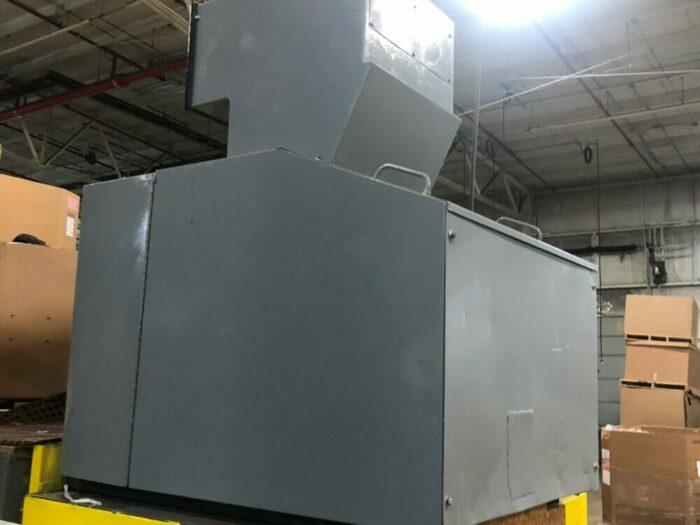 used 30 hp conair model 1624tf granulator