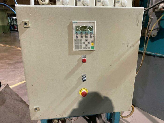 used ekuma drd-18 elutriation system