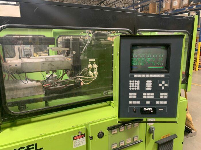 used 200 ton engel es330-330-200 2 shot injection molding machine