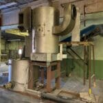 used gala model 9-psg spin dryer w/ tws 200 water system