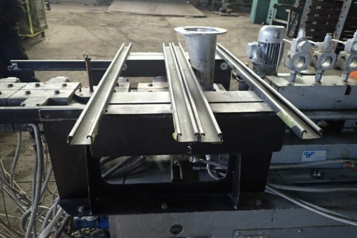 used 30mm werner & pfleiderer zsk-30 twin screw extruder