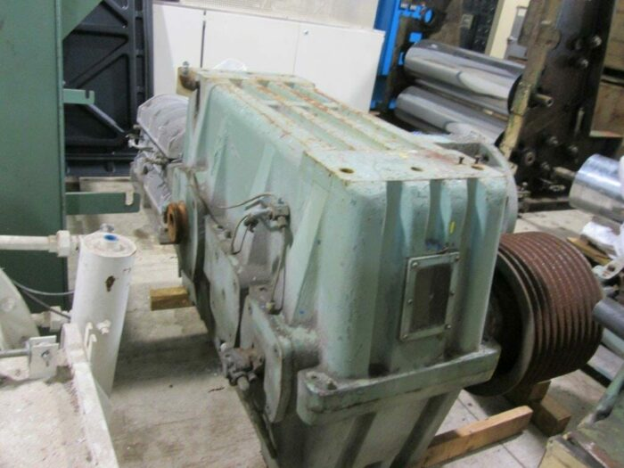 used 6 davis standard gearbox