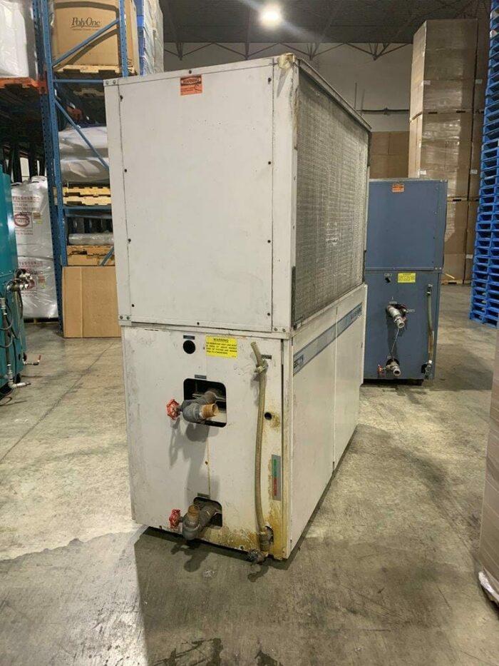 Used 20 Ton AEC NXGA-20 Air Cooled Chiller 1 Used 20 Ton AEC NXGA-20