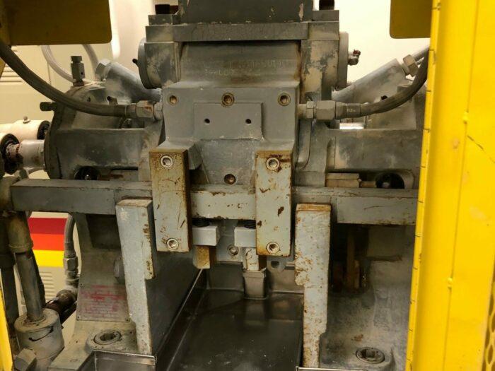 used fcm banbury model 82br farrel continuous mixer