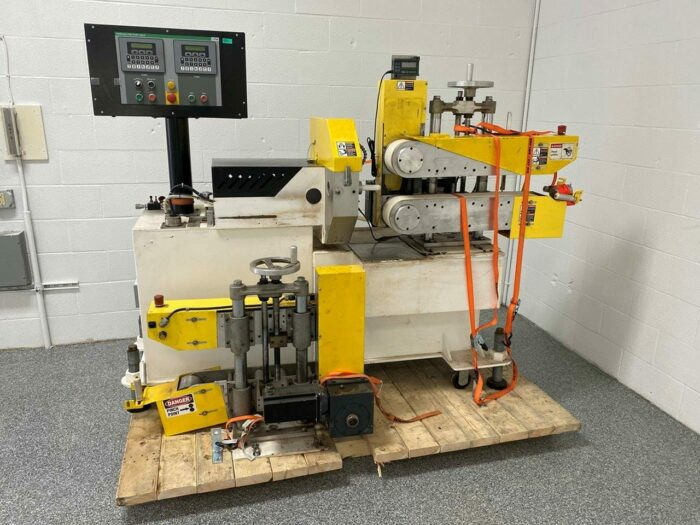 used conair model cpc4-26 puller cutter