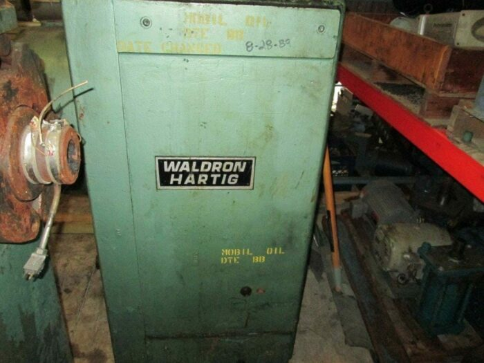"used 6"" hartig gearbox"
