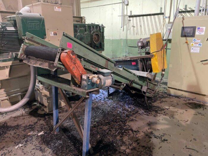 "Used 26"" Wide Incline Conveyor 1 Wide Incline Conveyor"