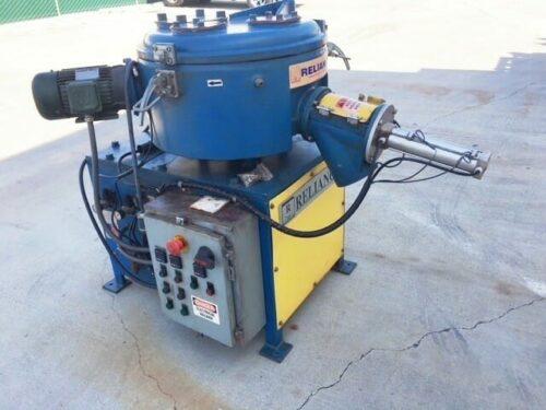 used reliance ru100 mixer