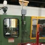 used 55 ton engel es200/55 injection molding machine