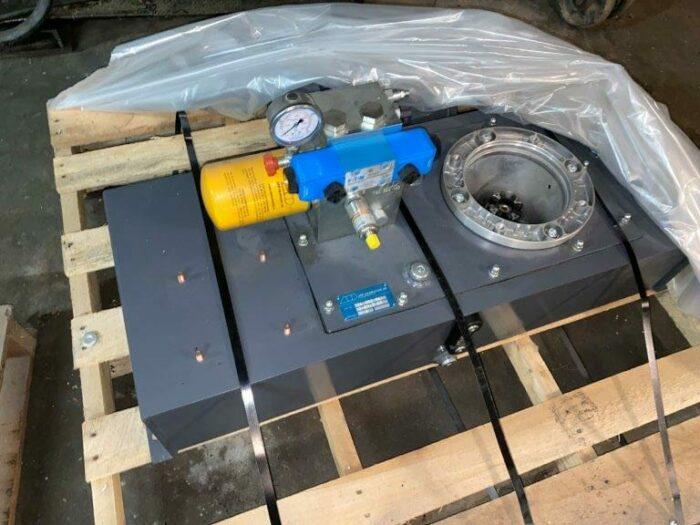 used atp hydraulik ag hydraulic unit