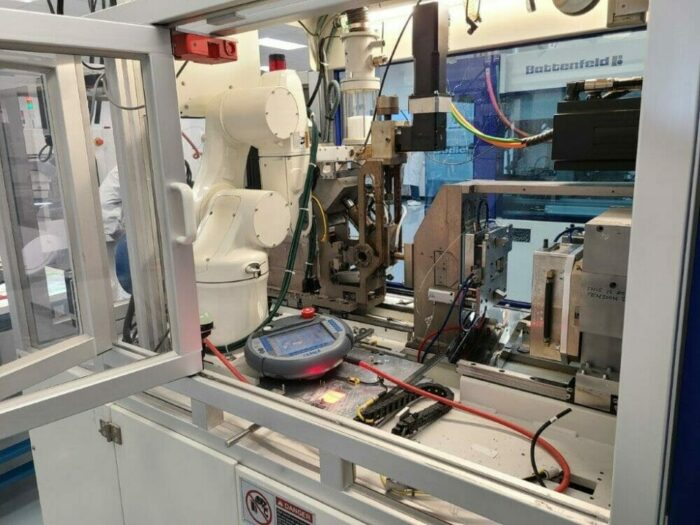 used battenfeld microsystem50 mm50/0 injection molding machine