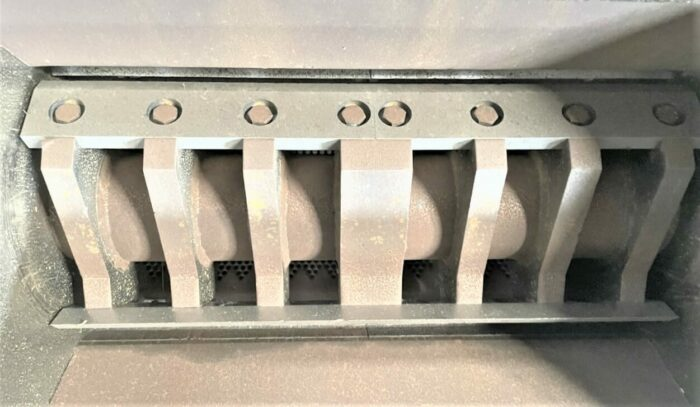 used 100 hp cumberland 37b granulator