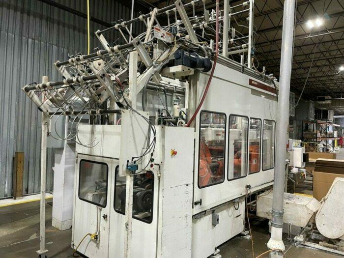 used brown t-330l trim press