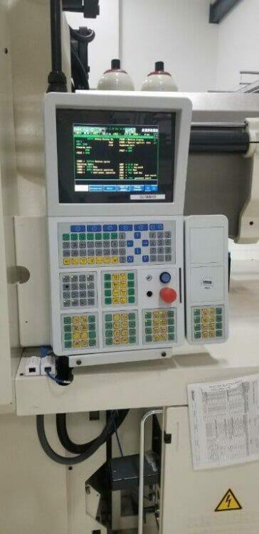 used 400 ton arburg 820s 4000-3200 injection molding machine