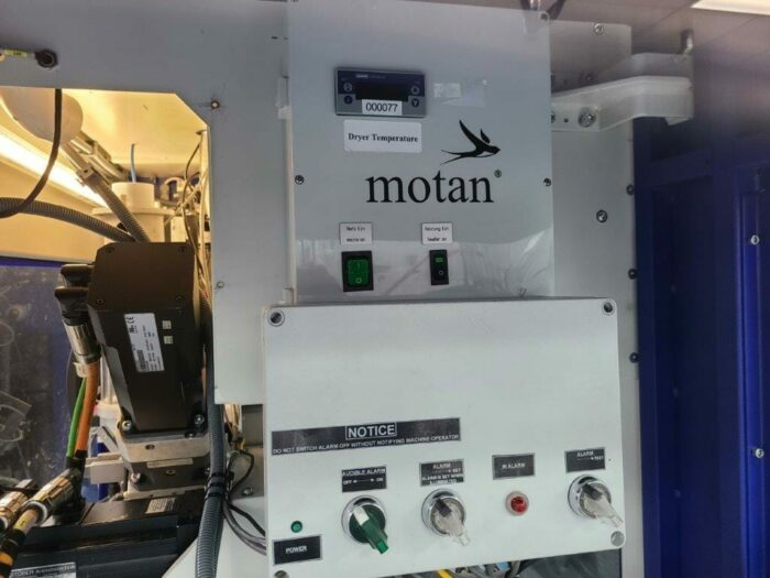 Used Battenfeld MICROSYSTEM50 MM50/0 Injection Molding Machine 1 Used Battenfeld MICROSYSTEM50