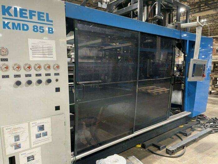 Used Kiefel KMD 85 B Inline Thermoformer