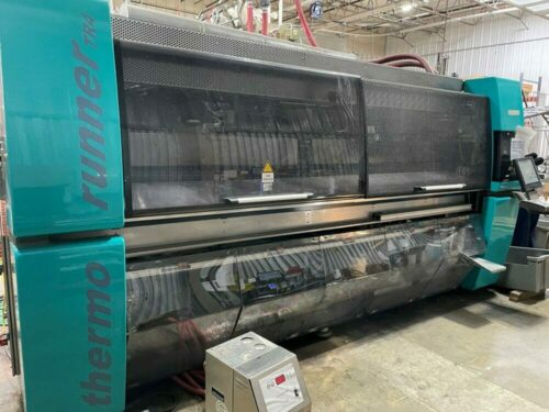 Used Kiefel KTR-4 Inline Form/Punch/Stack