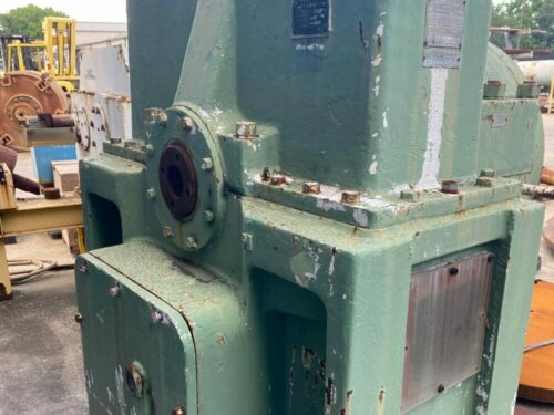 """used 6"""" lufkin gearbox"""