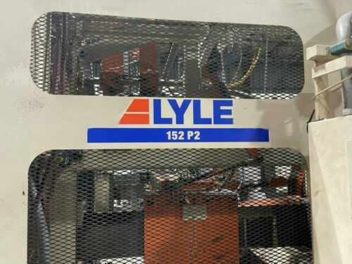 Used Lyle 152 P2 Trim Press