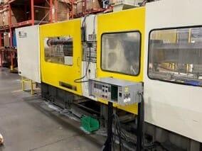 used 500 ton toshiba isgs500s10-27b injection molding machine