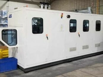 used ads g63 linear stretch blow molding machine
