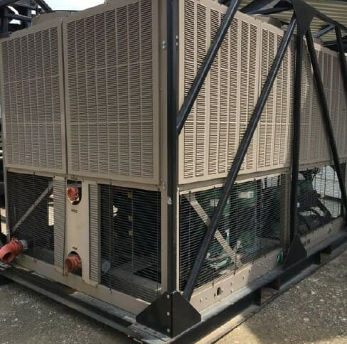 used 100 ton york chiller