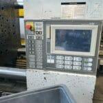 used 500 ton toshiba isgs500v10-27 injection molding machine